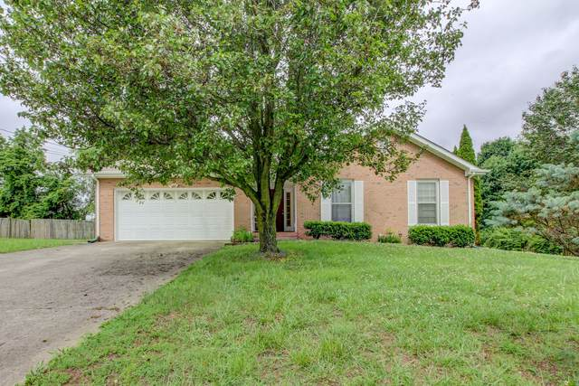 2606 W Henderson Way, Clarksville, TN 37042 (MLS #RTC2260981) :: Clarksville.com Realty