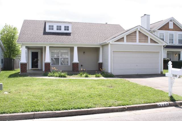 3105 Remington Park Ct, Hermitage, TN 37076 (MLS #RTC2260984) :: The Godfrey Group, LLC