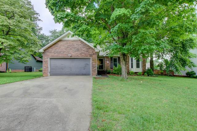 1652 Barrywood Cir E, Clarksville, TN 37042 (MLS #RTC2260985) :: Your Perfect Property Team powered by Clarksville.com Realty