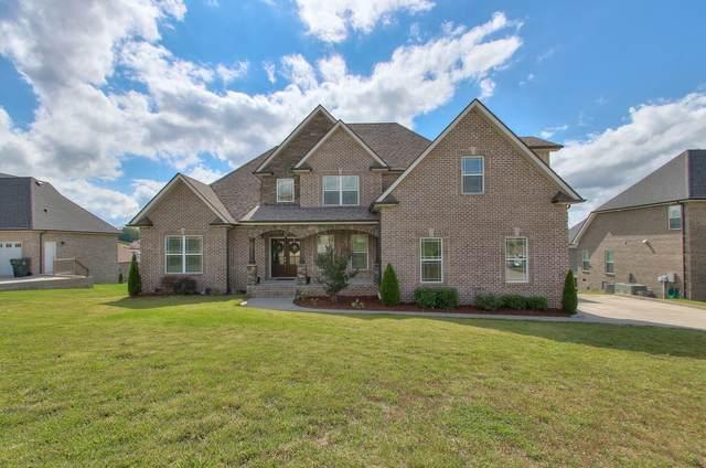 171 Dobson Knob Trl, Nolensville, TN 37135 (MLS #RTC2261010) :: Village Real Estate