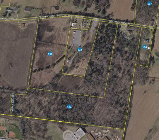 5224 Old Lebanon Dirt Rd, Mount Juliet, TN 37122 (MLS #RTC2261021) :: The Godfrey Group, LLC
