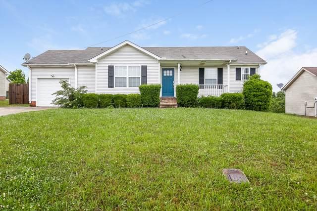 1324 Burchett Dr, Clarksville, TN 37042 (MLS #RTC2261027) :: Trevor W. Mitchell Real Estate