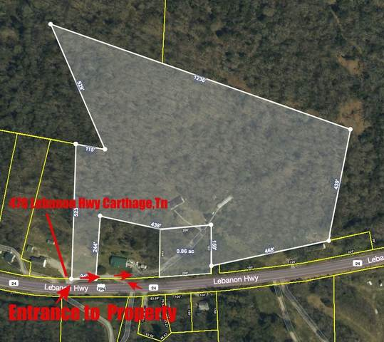 3 Rebel Ln, Carthage, TN 37030 (MLS #RTC2261029) :: Village Real Estate