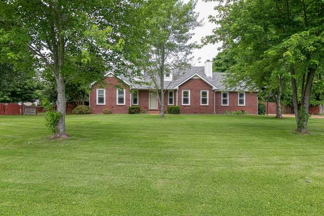 2822 Biggers Dr, Thompsons Station, TN 37179 (MLS #RTC2261077) :: John Jones Real Estate LLC
