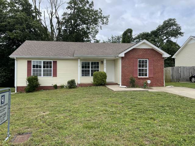 2788 Russet Ridge Dr, Clarksville, TN 37040 (MLS #RTC2261095) :: Maples Realty and Auction Co.