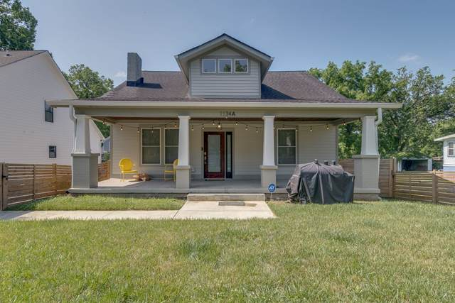1134A Cahal Ave, Nashville, TN 37206 (MLS #RTC2261148) :: Ashley Claire Real Estate - Benchmark Realty