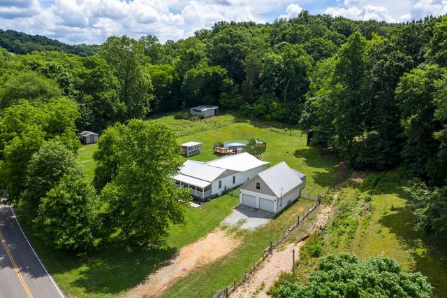 1218 Tottys Bend Rd, Duck River, TN 38454 (MLS #RTC2261186) :: Village Real Estate
