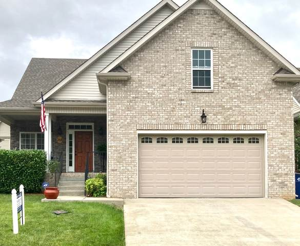 268 Turnberry Cir, Clarksville, TN 37043 (MLS #RTC2261200) :: Exit Realty Music City