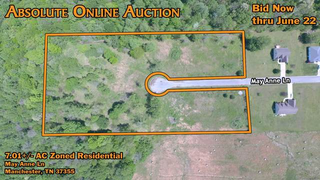 0 May Anne Ln, Manchester, TN 37355 (MLS #RTC2261227) :: Ashley Claire Real Estate - Benchmark Realty