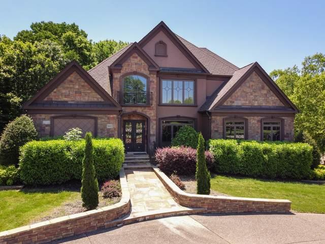9613 Brunswick Dr, Brentwood, TN 37027 (MLS #RTC2261238) :: Village Real Estate