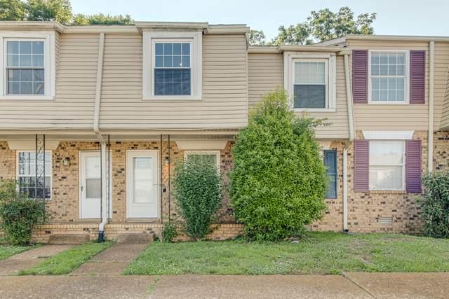 3880 Priest Lake Dr #25, Nashville, TN 37217 (MLS #RTC2261251) :: Cory Real Estate Services