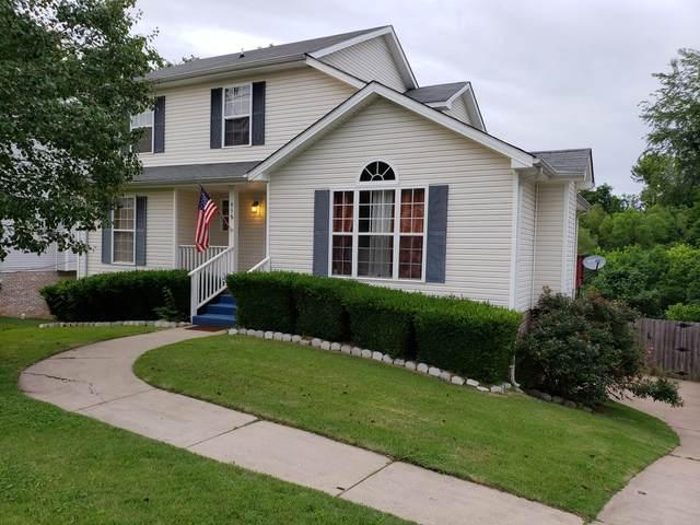 958 Hedge Apple Dr, Clarksville, TN 37040 (MLS #RTC2261263) :: Kenny Stephens Team