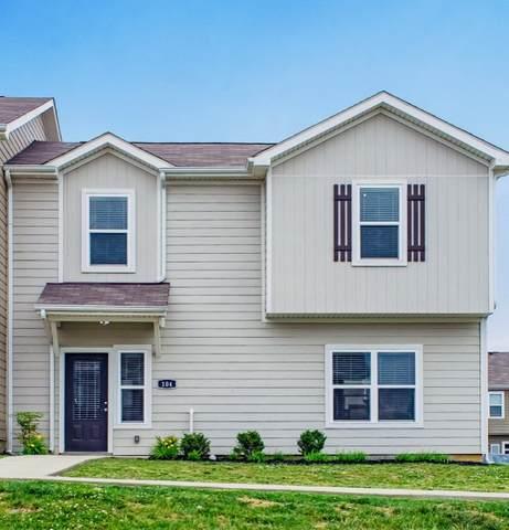 104 Batya Ct, La Vergne, TN 37086 (MLS #RTC2261287) :: RE/MAX Fine Homes
