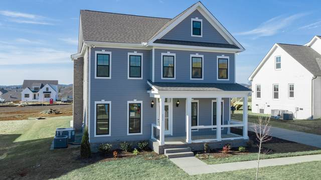 8006 Brightwater Way Lot 481, Spring Hill, TN 37174 (MLS #RTC2261312) :: The Godfrey Group, LLC