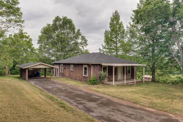 8879 Old King Hollow Rd, Mount Pleasant, TN 38474 (MLS #RTC2261363) :: Nelle Anderson & Associates
