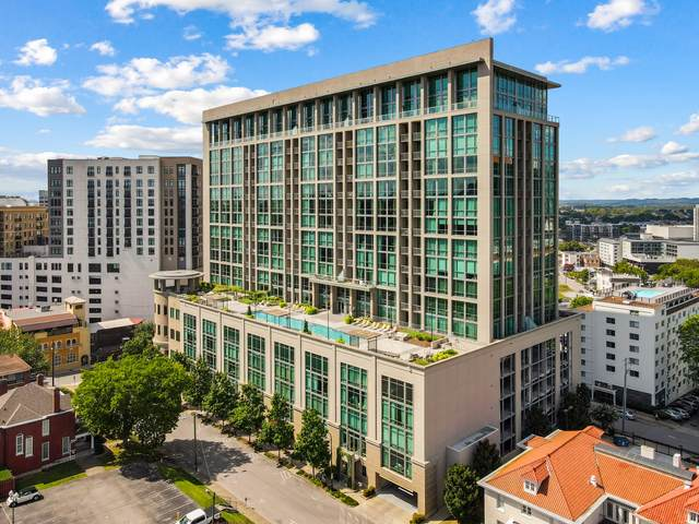 900 20th Ave S #1604, Nashville, TN 37212 (MLS #RTC2261379) :: The Helton Real Estate Group