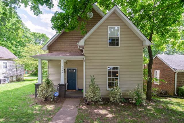 1708 Eastside Ave, Nashville, TN 37206 (MLS #RTC2261408) :: The Miles Team   Compass Tennesee, LLC