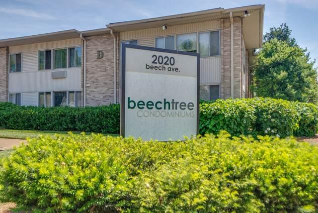 2020 Beech Ave A2, Nashville, TN 37204 (MLS #RTC2261430) :: Amanda Howard Sotheby's International Realty