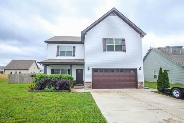 119 Farmbrook Ct, Murfreesboro, TN 37128 (MLS #RTC2261441) :: The Godfrey Group, LLC