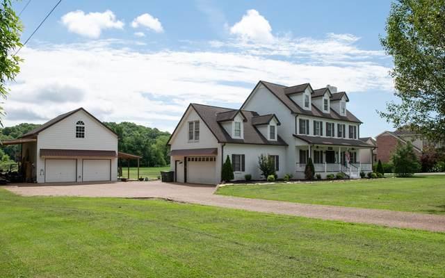 2268 New Hope Rd, Hendersonville, TN 37075 (MLS #RTC2261453) :: The Godfrey Group, LLC