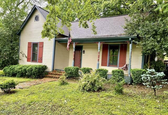 511 Maury Hill St, Spring Hill, TN 37174 (MLS #RTC2261499) :: Village Real Estate