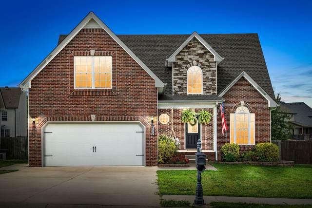 1433 Bruceton Drive, Clarksville, TN 37042 (MLS #RTC2261504) :: Nashville Roots
