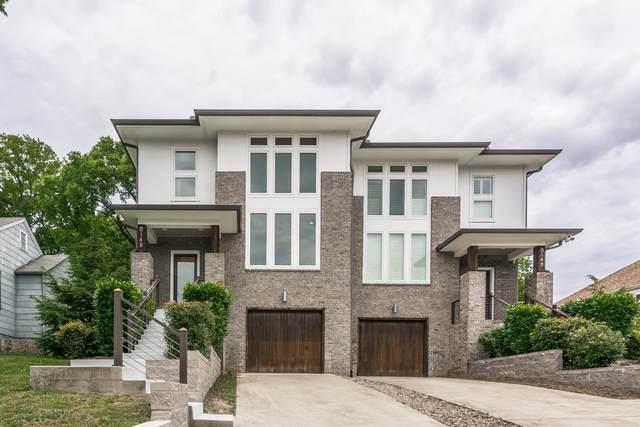 814B Horner Ave, Nashville, TN 37204 (MLS #RTC2261522) :: Village Real Estate
