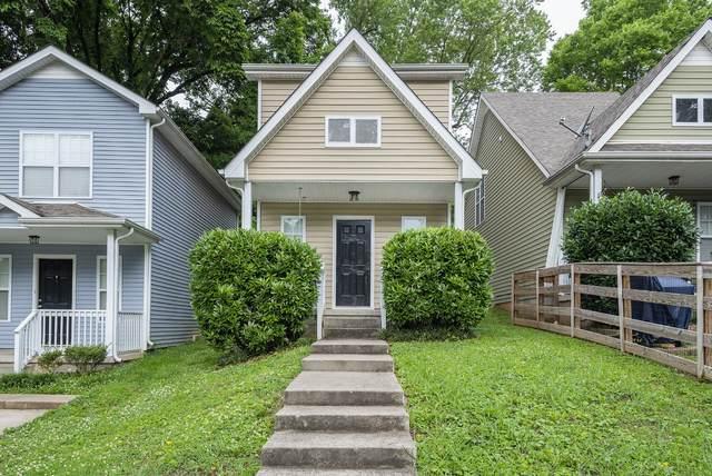 108 Riverview Dr, Clarksville, TN 37040 (MLS #RTC2261527) :: Felts Partners