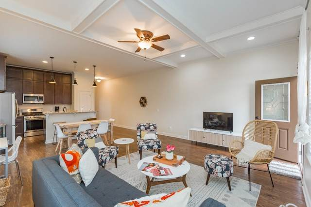 2016 14th Ave N A, Nashville, TN 37208 (MLS #RTC2261529) :: Berkshire Hathaway HomeServices Woodmont Realty