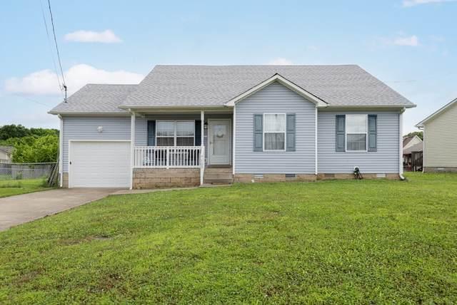 103 Velvet Trl, Oak Grove, KY 42262 (MLS #RTC2261544) :: Village Real Estate