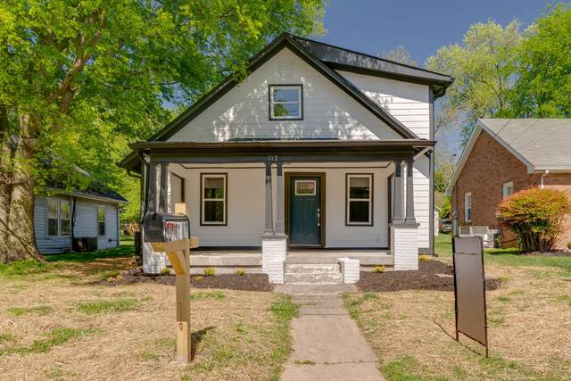 112 Newell Ave, Old Hickory, TN 37138 (MLS #RTC2261562) :: Candice M. Van Bibber | RE/MAX Fine Homes