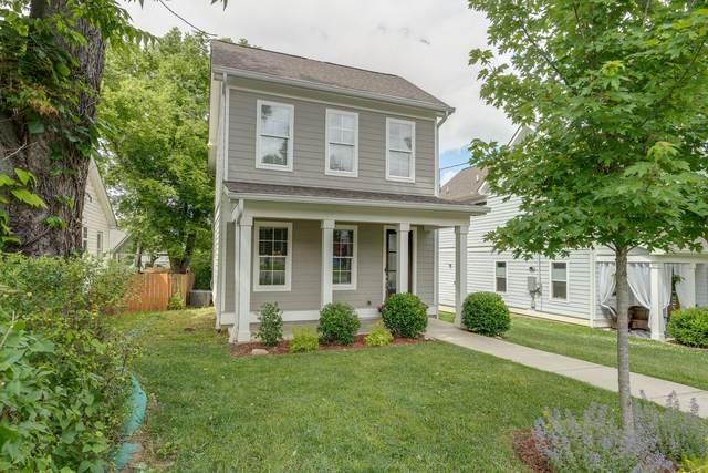 307 Prince Ave, Nashville, TN 37207 (MLS #RTC2261566) :: Movement Property Group