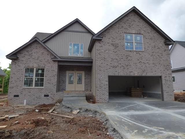 1262 Highgrove Ln, Clarksville, TN 37043 (MLS #RTC2261585) :: The Huffaker Group of Keller Williams