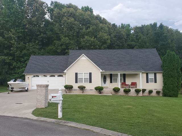 100 Lindsey Cir, Tullahoma, TN 37388 (MLS #RTC2261587) :: John Jones Real Estate LLC