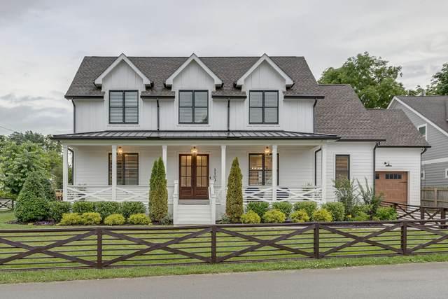 1103 Park St, Franklin, TN 37064 (MLS #RTC2261616) :: Village Real Estate