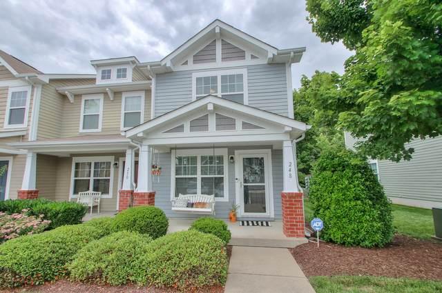 248 Killian Way, Mount Juliet, TN 37122 (MLS #RTC2261669) :: Village Real Estate