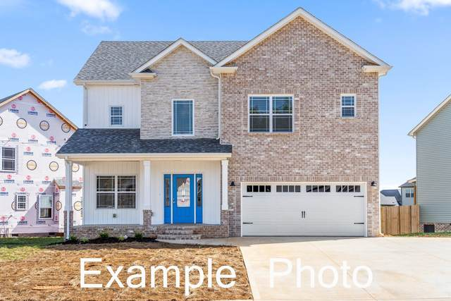 1482 Hereford Boulevard, Clarksville, TN 37043 (MLS #RTC2261671) :: HALO Realty