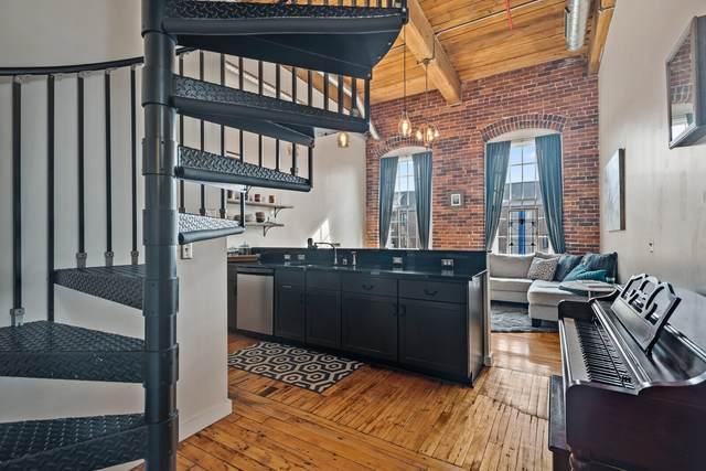 1350 Rosa L Parks Blvd #433, Nashville, TN 37208 (MLS #RTC2261690) :: Berkshire Hathaway HomeServices Woodmont Realty