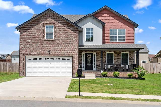 1001 Harding Dr, Clarksville, TN 37042 (MLS #RTC2261709) :: Kimberly Harris Homes