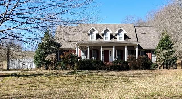 460 Durm Hollow Rd, Winchester, TN 37398 (MLS #RTC2261745) :: Amanda Howard Sotheby's International Realty