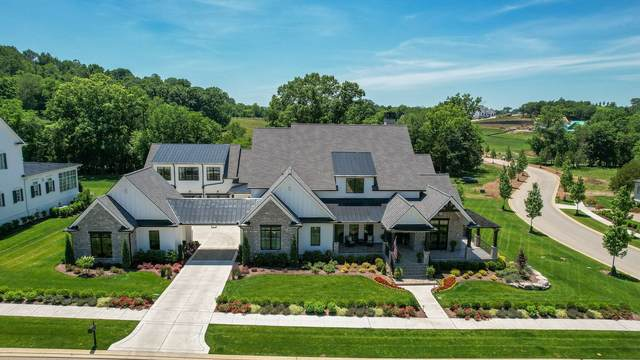 8154 Heirloom Blvd (Lot 11036), College Grove, TN 37046 (MLS #RTC2261749) :: The Godfrey Group, LLC