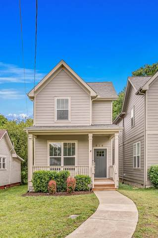 919A Cahal Ave, Nashville, TN 37206 (MLS #RTC2261817) :: Movement Property Group