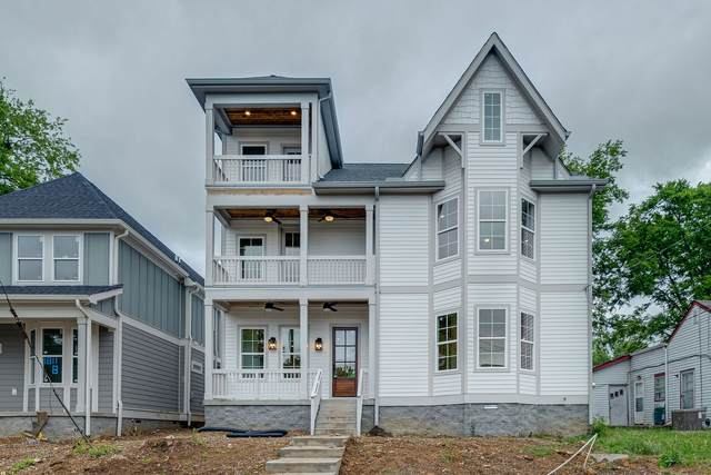 1813 Electric Ave, Nashville, TN 37206 (MLS #RTC2261873) :: Oak Street Group
