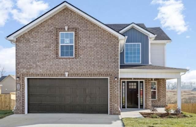 124 Dunbar, Clarksville, TN 37043 (MLS #RTC2261875) :: Kenny Stephens Team