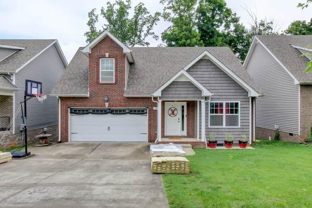 156 Porters Bluff Rd, Clarksville, TN 37040 (MLS #RTC2261948) :: The Godfrey Group, LLC