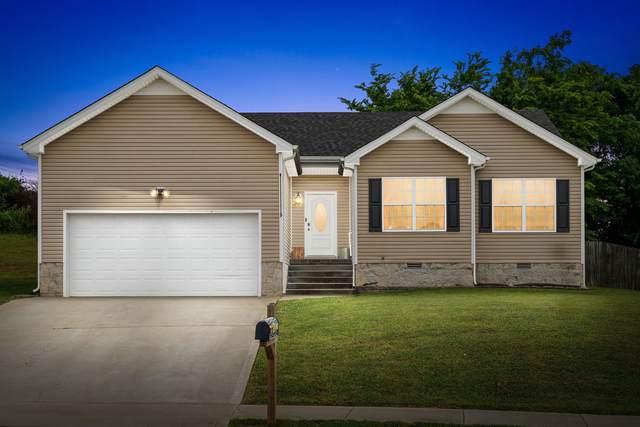 1382 Whitt Ln, Clarksville, TN 37042 (MLS #RTC2261955) :: Exit Realty Music City