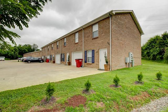 598 Cory Dr, Clarksville, TN 37040 (MLS #RTC2261964) :: The Miles Team   Compass Tennesee, LLC