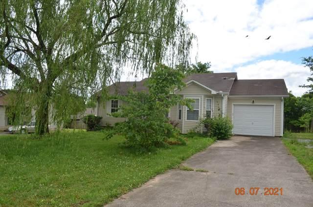 952 Van Buren Ave, Oak Grove, KY 42262 (MLS #RTC2261967) :: Berkshire Hathaway HomeServices Woodmont Realty