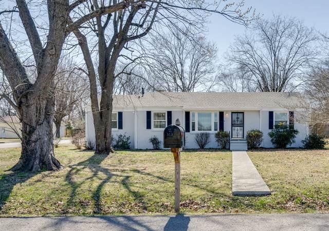 117 Roscoe St, Goodlettsville, TN 37072 (MLS #RTC2262047) :: Village Real Estate