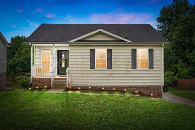 334 Donna Dr, Clarksville, TN 37042 (MLS #RTC2262048) :: EXIT Realty Bob Lamb & Associates